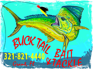 Buck Tail Bait and Tackle Grant Florida