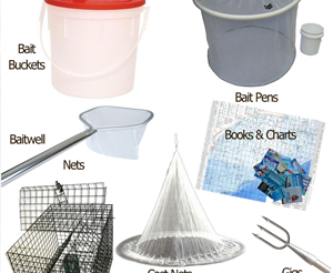 Accessories Buck Tail Bait & Tackle
