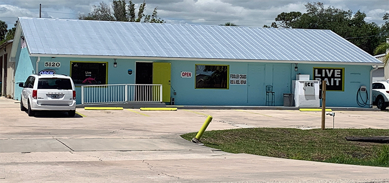 Buck Tail Bait & Tackle Grant, Florida